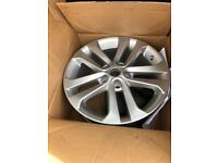 "NISSAN JUKE 17"" Alloys x4 Brand new"