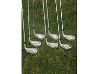 Cobra ampcell irons