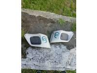 Gilera runner air vents
