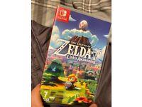 Zelda: Links Awakening Switch