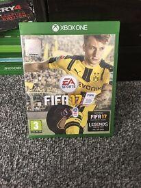 Fifa 17 XboxOne