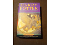 Harry Potter Prisoner of Azkaban 1st edition 19th print with RARE VERSION WITH ERRORS