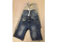 Boys Denim shorts and Trousers