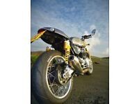 Triumph Thruxton R as new condition with extras save £1000's on new price, one week special only