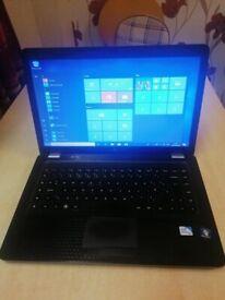 HP laptop G56