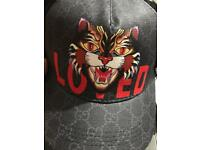 Gucci hats with cat or tiger