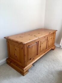 Wooden Bed Box, price reduced!