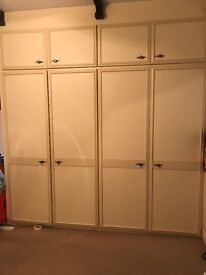 Wardrobe Doors £45 the lot
