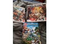 3 Lego boardgames