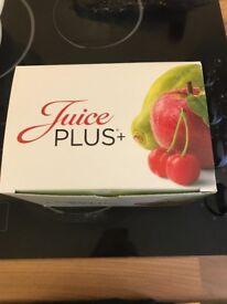 Premium juice plus capsules