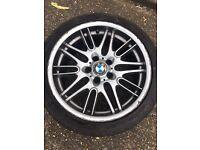 BMW 5 Series - 2nd Hand Alloy Wheels
