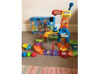 Toot toot construction site £15 no offers plympton