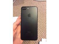 Apple iPhone 7 Plus - Black - 256GB