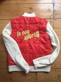 Womens le coq sportif jactet Immaculate