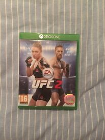 UFC 2 with 2 days Xbox live gold trail