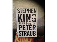 Stephen King 4 hard backs
