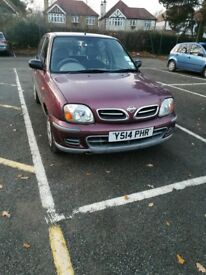 Very Good Condition Micra - Perfect 1st Car