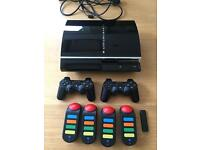 PS3 Bundle (including Buzz controllers & game)