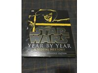Star Wars book for sale