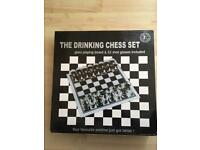 THE DRINKING CHESS GAME