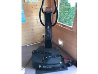 JTX PRO-10 Power Plate with Wall chart and DVD - Excellent condition