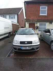 Punto with 11 months MOT