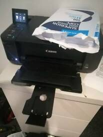 Canon pixma mg 4250 print-scan-copy-photo-wifi