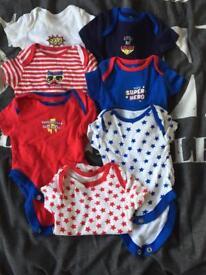 Boys vest newborns