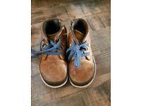Clarke's 5G boys boots