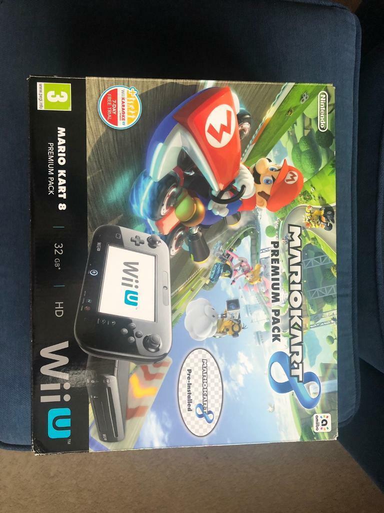 Wii U Games Console | in Benfleet, Essex | Gumtree