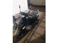 Moped 50cc £350ono