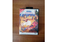 Sega Master System game - Disney's Aladdin - Boxed with Manual - Retro