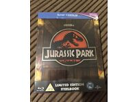 Collectable Limited Edition Blu Ray Steelbooks