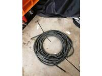 Armoured cable 25m
