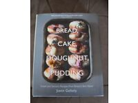 Bread, Cake, Doughnut, Pudding by Justin Gellatly