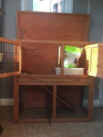 Small double cage
