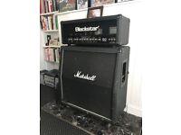 Blackstar S1-50 Head & Marshall cab