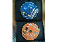 Fireman Sam DVD x 2