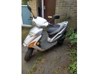 Honda SFX50 Moped for sale. Good runner starts every time ideal for first bike. £300 ono