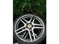 Mercedes 19 inch needs one tyrre