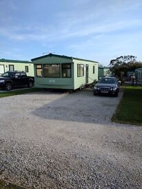 Static home for sale in Cornwall