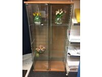 4 display cabinets for sale £200 ono