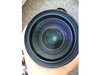 Sigma 24-70mm f/2.8 EX DG HSM, Nikon fit