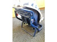 Car seat nice and clean full working order collect or can be delivered local Batley area heavy duty