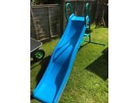 6ft wavy slide