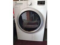 Beko A++ Condenser Tumble Dryer (like new)
