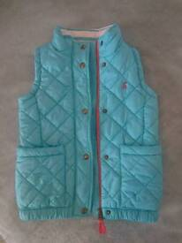 Joules gilet age 7 years