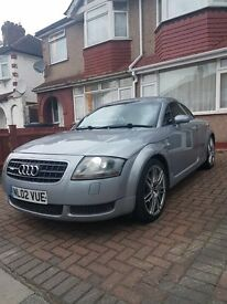 ****AUDI TT COUPE ROADSTER MODIFIED 225BHP RS ALLOYS 3DR AMAZING CONDITION****