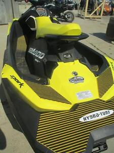 2016 Sea-Doo SPARK 3-UP ROTAX 900 ACE + IBR + CONVENIENCE Cambridge Kitchener Area image 9