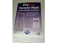 Chrome Towel Rail New Still in Box!!